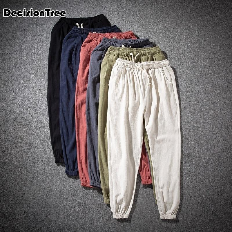 2021 кунг фу Брюки «tai» шаровары ушу боевые искусства одежда тренировочные брюки yoga штаны акробатики брюки мужские льняные длинные штаны|Военные брюки| | АлиЭкспресс