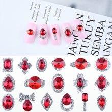 100 шт наклейки для дизайна ногтей металлические золотые серебряные