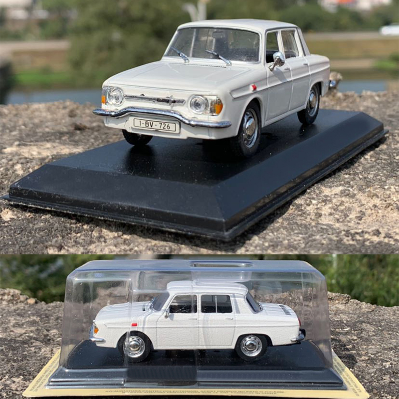 Special Price 1:43  French Classic Model 10  Alloy Car Model  Long 9.5cm  Collection Model