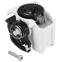 For Audi A3 8P A6 C6 A8 4E Front Left Door Lock Actuator 8E1837015Aa (Lhd)|Door Lock Protective Cover| |  -