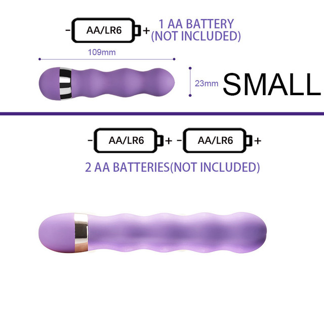 Vibrator Sex Toys For Women AV Stick Dildo Vibrator Massager Female Masturbators G Spot Clitoris Stimulator Anal Butt Plug 3