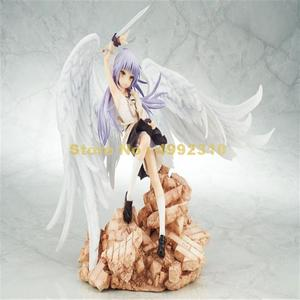 Image 2 - angel beats! angel tachibana kanade collectible model pvc action figure cute doll 20cm Toy