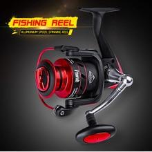 Carp Fishing Spinning Reel Metal jigging casting  Bait reel knob Coil Fishing Wheel 13 Bearing Balls 2000-7000 Fishing tackle все цены