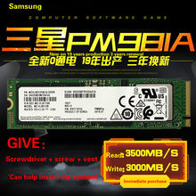 Samsung SSD pm981a 256gb 512gb 1TB M2 nvme 2280 del desktop notebook SSD PCIe(China)