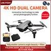 LWJYOH New Mini Drone 4K 1080P HD Camera WiFi Fpv Air Pressure Altitude Hold Foldable Quadcopter RC Drone Kid Toy GIft VS E520