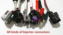 Conectores para boquilla de inyector diesel common rail, conectores de boquilla de inyector para camión, piezoeléctricos