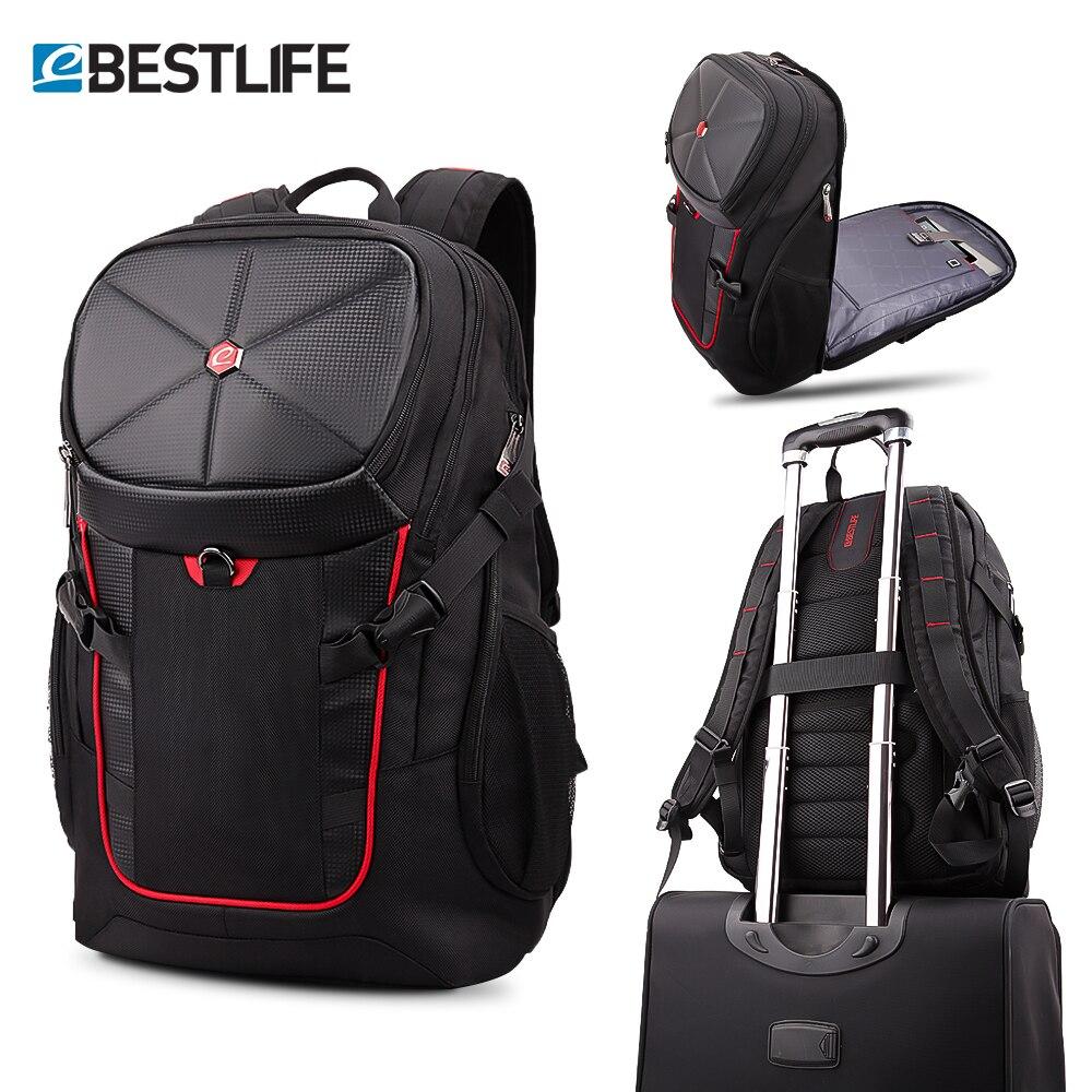 BESTLIFE 3D Travel Backpack Large Capacity 17.3 Laptop Bag For Men Women Gaming Climing Backpack Waterproof Rucksack Mochila 36L