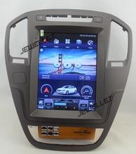 """10,4 """"estilo Tesla de pantalla vertical Octa core Android 9,1 coche estéreo navegación gps para Buick Regal Opel Vauxhall Holden Insignia"""
