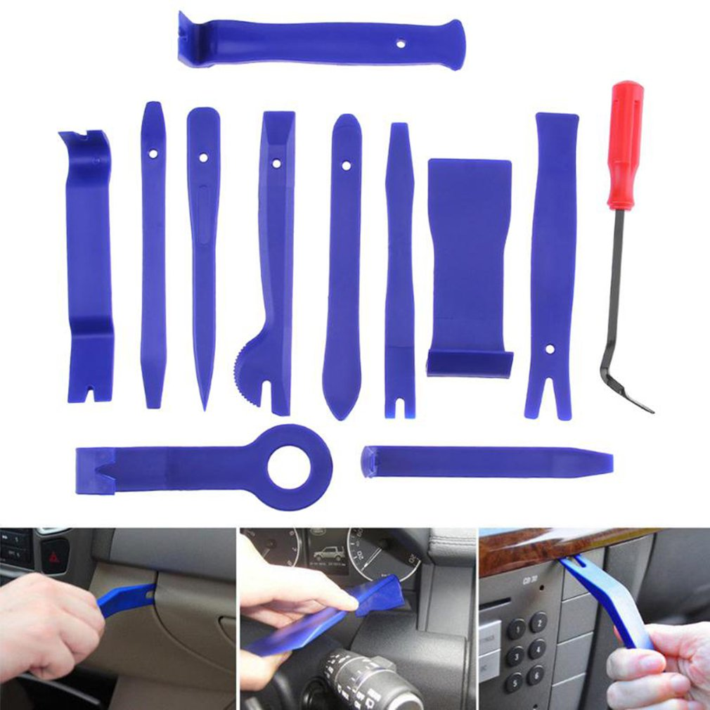 Car Audio Video Tools Audio Modified Demolition Tools Sound Insulation Repair Tools Disassembly Tool Set