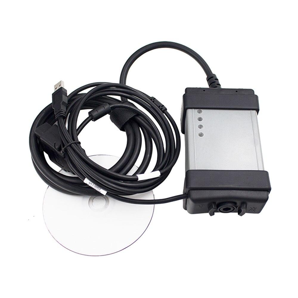 Volledige Chip Voor Volvo OBD2 Diagnostic Tool Vida Dobbelstenen 2015A 2014D Voeg Auto 'S Tot 2019 Multi language Auto OBDII scanner EWD Gift - 3