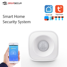 Wifi PIR Motion Sensor Home Smart Infrared Alarm System One Key Connect Detector Wireless De Movimiento