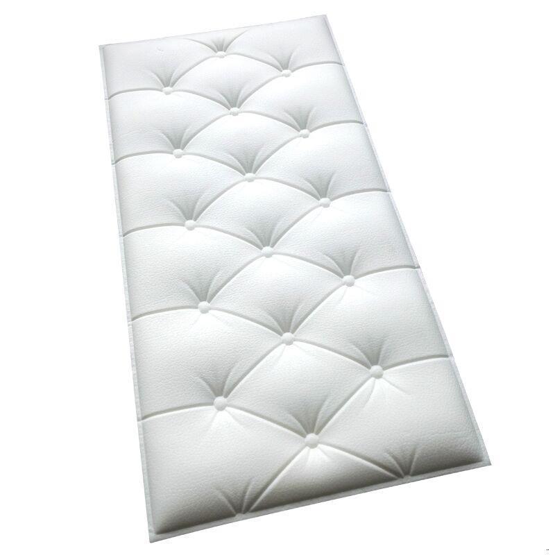 Letto Tete Coussin T Te Lit Headboard Bedroom Polipiel Children 3D Wall Sticker Cabeceira Bed Cabecero Cama De Pared Head Board