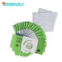 Для пылесоса panasonic Φ/321/293/391/591/mc ca291 бумажные мешки