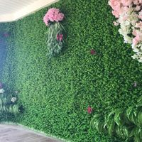 4pack Artificial Garden Plants Wall/Artificial Wall Panels for Decor ,16*24inchs C63B