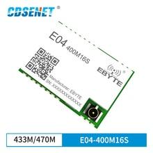 Rf-Module Transceiver Low-Power-Consumption 433mhz Wireless SPI E04-400M16S 16dbm S2-Lp-Chip