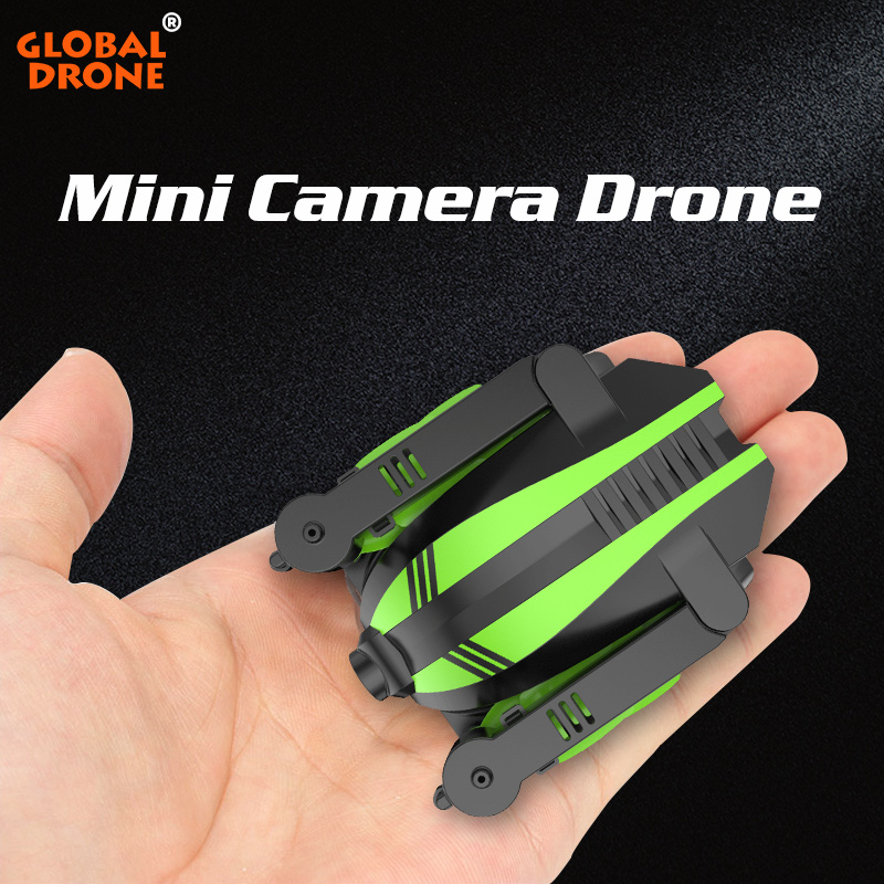 Global Drone SPYDER-X Mini Drones with Camera HD FPV Drone X Pro RC Helicopter Camera Quadrocopter Dron Toys for Kids VS E58 image
