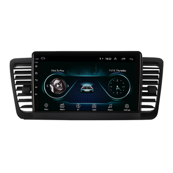 2din Car Radio Multimedia Video Player Navigation GPS Android 8.1 For Subaru Outback 3 Legacy 4 2004 2005 2006 2007 2008 2009