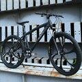 Горный велосипед MTB 21/24/27 Скорость двойной дисковый тормоз 26 дюймов и студенток одного колеса переменной Скорость велосипеда