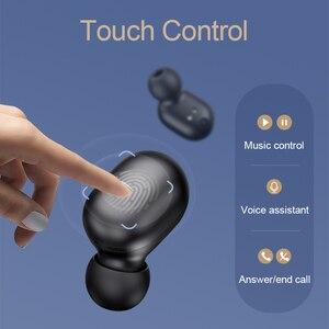 Image 5 - Haylou GT1 Pro Pin Lớn TWS Bluetooth Điều Khiển Cảm Ứng Không Dây Tai Nghe HD Âm Thanh Stereo Với Mic Kép Cô Lập Tiếng Ồn