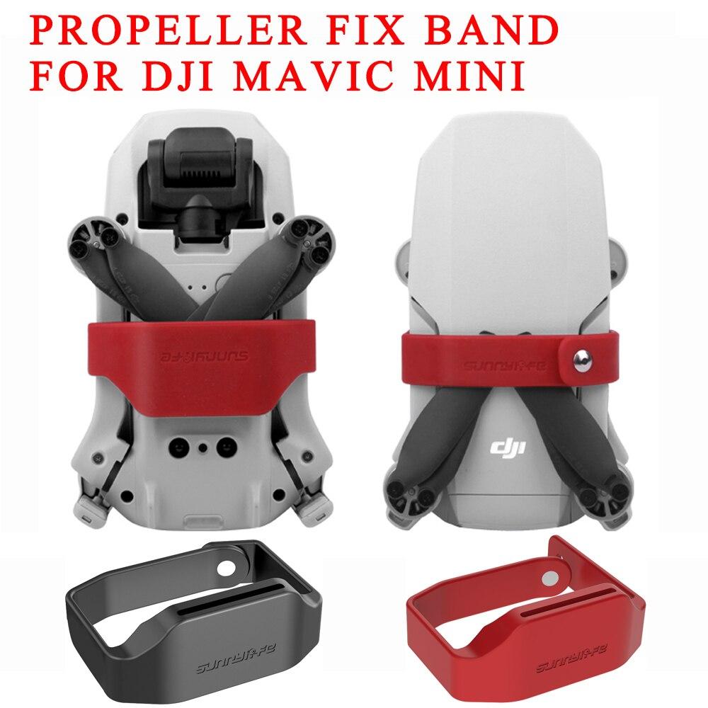 Set Propeller Clip Stabilizer Fixing Strap for DJI MAVIC 2 Drone Accessories