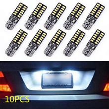 T10-3014-24SMD LED Canbus Error Free Car License Plate Lights Type 3014