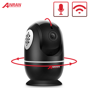 Image 1 - ANRAN 1080P HD IP Camera Wifi Two Way Audio Video Camera Cloud Home Surveillance Night Vision Security Camera Baby Monitor