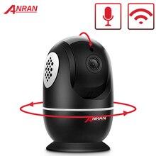 ANRAN 1080P HD IP 카메라 와이파이 양방향 오디오 비디오 카메라 클라우드 홈 감시 야간 보안 카메라 베이비 모니터