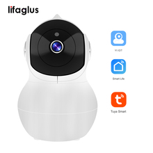Q8 Smart Camera Life WiFi Camera Outdoor Camera Two Way Audio Motion Detection 1080P Wireless Home Security