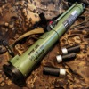 40 Max Nerf Gas Powered Grenade Shell Airsoft Innovations for 40 mm Grenade Launcher - High Velocity Long Range 35mm Sponge