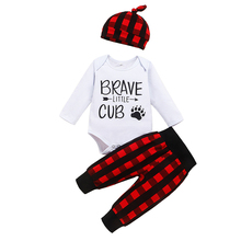 3pcs New Autumn baby boy clothes set cotton T-shirt+pants+hat Infant clothes newborn baby girl clothing set baby costumes newborn denim single breasted 3pcs set coat t shirt jeans bebes baby boy newborn baby clothes full sleeve baby boy clothes
