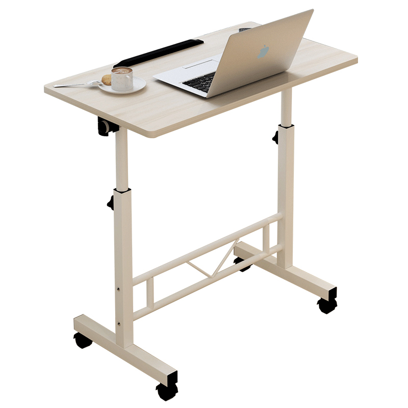 Simple Computer Desk On The Bed Simple Modern Household Bedside Table Student Dormitory Movable Lazy Table