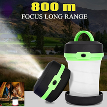 Multifunction Collapsible Outdoor Tent Lights LED Portable Outdoor Flashlight Mini  Lamp Emergency  Pocket AA lantern Camping стоимость