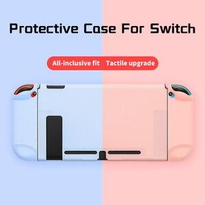 Новый защитный чехол для консоли Nintendo Switch, чехол с полной защитой для консоли NS Switch, чехол для контроллера Joy-Con, защитный чехол