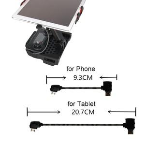 Image 2 - Data Line for DJI Mavic Mini Pro Air Mavic 2 Pro Zoom Drone Accessories Tablet Micro USB Reverse Type C Port Cable Connector