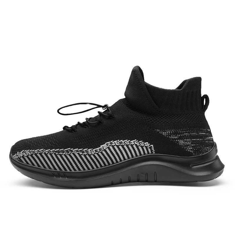 3 색 남성 패션 스니커즈 2020 새로운 스타일 경량 통풍 남성 신발 캐주얼 Chunky 트레이너 남성 신발 신발