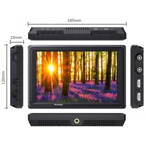 Image 5 - Feelworld FW279S 7 inch 3G SDI 4K HDMI DSLR Camera Field Monitor Ultra Bright 2200nit Full HD 1920x1200 LCD IPS for Outdoors New