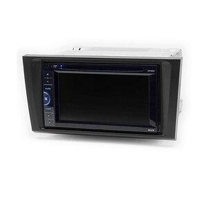 Image 5 - 11 593 auto Radio estéreo Marco de Panel de controles Kit para TOYOTA Aristo (S160) LEXUS GS unidad de instalación bisel frontal