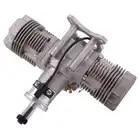 RCGF 30cc Twin Cylinder Petrol/Gasoline Engine Dual Cylinder with Muffler/Ignition/Spark plug for RC Model Airplane - 1