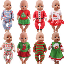 Doll-Clothes Baby-Items Christmas-Gifts New Born Our-Generation 18inch for American