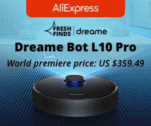 Dreame L10 Pro World Premiere