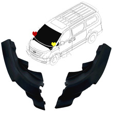 Links stick auto Für Hyundai Grand Starex H1 i800 H 1 ABDECKUNG ASSY COWL TOP SEITE 861534H000 86153 4H000 861544H000 86154 4H000