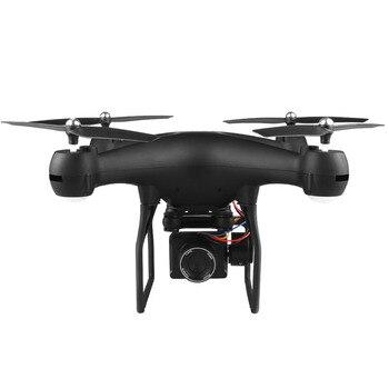 Cavo Scatola Nera | 2.4G Resistenza Di Controllo Remoto Fotografia Aerea 4K Drone Giocattolo-Nero