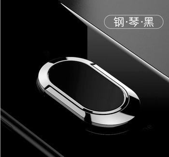 Magnetic Mobile Phone Finger Ring Holder Desk Car Phone Holder Stand Support Tripod for Cell Phone Case Accessories image