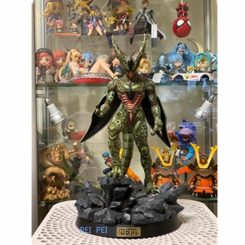 """15 """"Dragon Ball Estátua Celular Android 1/6 Full-Length Retrato Resina Action Figure Collectible Modelo Toy BOX Q949"""