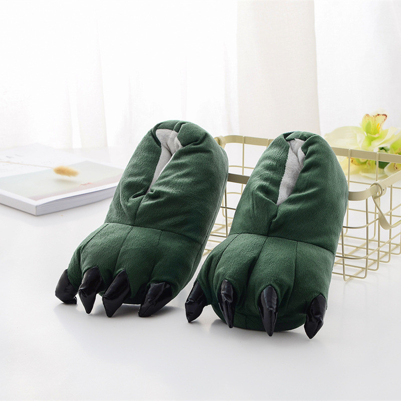 Tiger Paws Slippers 4