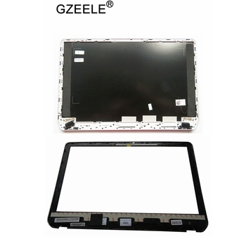 GZEELE Laptop New For HP Envy For Pavilion M6 M6-1000 LCD top Cover Back Rear Lid A Shell M6-1001 1045 M6-1125dx M6-1035dx touch screen glass digitizer for hp envy x360 m6 w102dx m6 w105dx m6 w103dx m6 w101dx m6 w010dx m6 w015dx m6 w011dx m6 w014dx