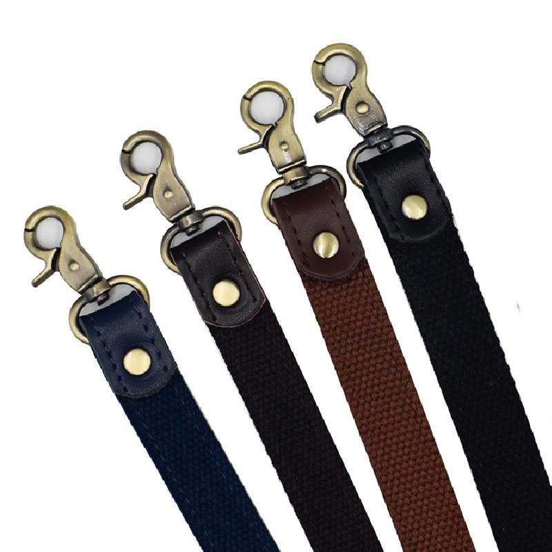 New Arrival 58cm Leather Shoulder Bag Purse Chain Strap Handle Shoulder Crossbody Handbag Bag Metal Replacement