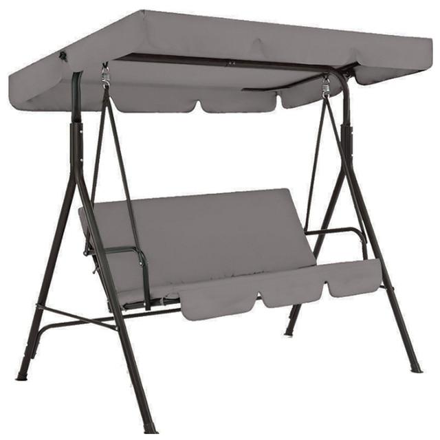3 Seat Swing Canopies Seat  5