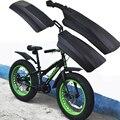 Брызговик для велосипеда 20 дюймов  26 дюймов  крылья MTB для велосипеда  расширенный  быстрый  велосипедный  передняя и задняя Брызговики  набо...