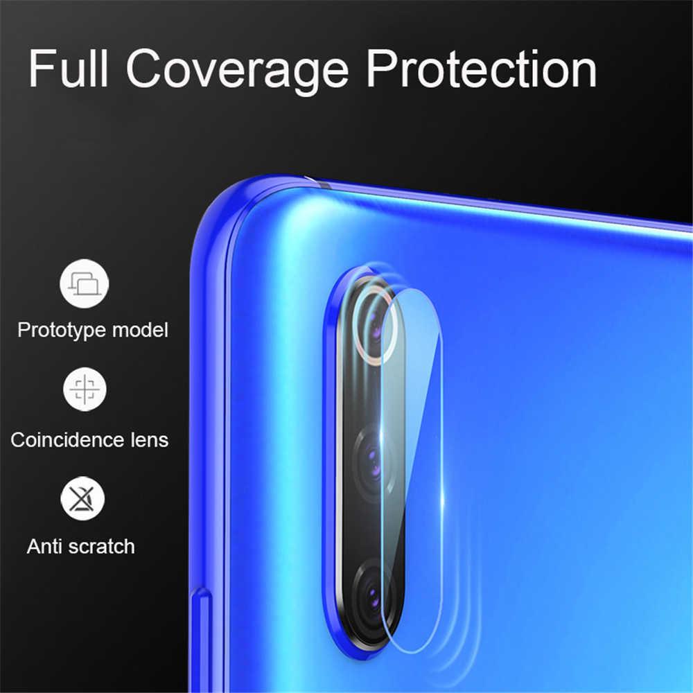 強化ガラス Xiaomi Redmi 注 7 7Pro 金属カメラレンズ保護リング Redmi Note7 スクリーンプロテクター電話ガラス